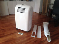 CLIMATISEUR PORTABLE / PORTABLE AIR CONDITIONER