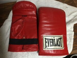 Everlast 4306 RED Boxing MMA Martial Arts