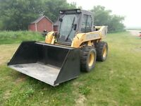 2001 mustang 2105 skidsteer for sale or trade