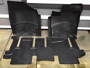 WeatherTech Floor Liners Nissan Pathfinder - $185