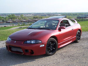 Looking for 1995-1999 Eclipses/Talons running or not