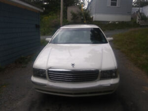 For Sale 1999 Cadillac