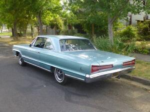 Wanted: 1966 Dodge Monaco