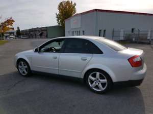 Audi A4 2003 Sport package
