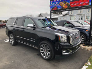 Wanted -2017 Yukon Denali