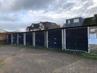 Lock-Up Garage To Rent