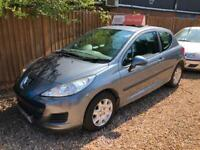 2010 60 reg Peugeot 207 1.4 ( a/c ) ( 09 ) S FINANCE AVAILABLE