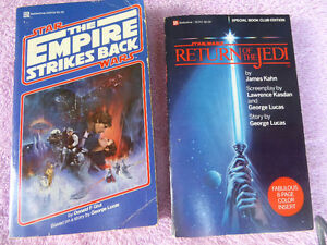 Star Wars Pocket Books