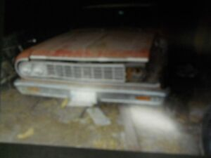 Bard Find 1964 Chevelle Convertible
