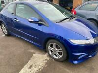 2011 Honda Civic 2021 i-VTEC Type S 3dr SERVICE HISTORY HATCHBACK Petrol Manual