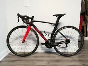 Road bike - Specialized Allez Sprint 54cm BLACK/RED - Aluminum