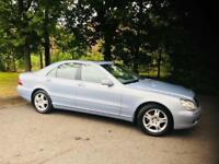 2003 Mercedes-Benz S Class 3.2 S320 CDI Saloon 4dr Diesel Automatic (204