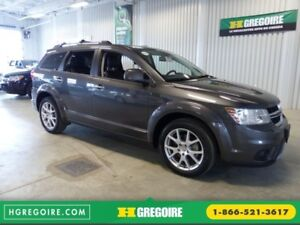 2015 Dodge Journey R/T AWD 7PASSAGERS CUIR