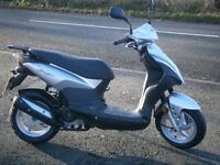 sym symply 50cc scooter moped 2010 10 months mot
