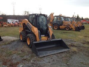 **NEW CASE SKID STEERS IN STOCK** 0% FOR 60 MONTHS Kingston Kingston Area image 2