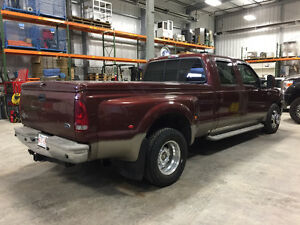Well cared for 2007 Ford F-350 Lariat King Ranch Pickup Truck