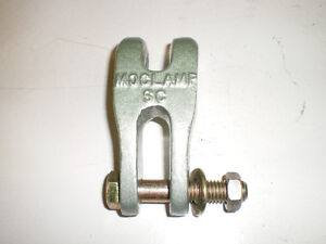 MoClamp single claw hook