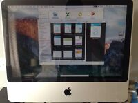 iMac (Early 2008) 20 inch 4GB