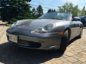 2003 Porsche Boxster Coupe (2 door)