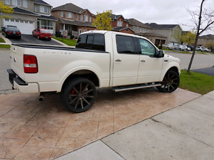 Ford 150 limited edition 2008