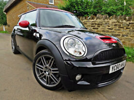 2010 MINI 1.6 COOPER S CHILLI PACK. EXCELLENT EXAMPLE AND COLOUR !!