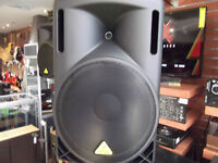 """Caisse amplifier 15"""" 550 watts PUISSANCE INCROYABLE !!!!"""