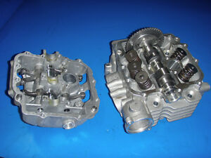 YAMAHA GRIZZLY 660 CYLINDER HEAD/CAM/ROCKERS AND VALVES NEW