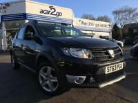 2013 Dacia SANDERO STEPWAY AMBIANCE DCI Manual Hatchback