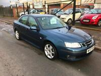 2007/07 Saab 9-3 1.8t Vector Sport 4dr Sat Nav/Cruise/Climate/Leather £2695