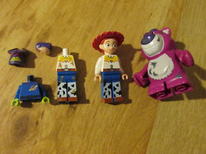 TOY STORY Lego Lotso Jessie Buzz Lightyear Building Blocks