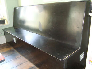 Two 8' long Benches for Sale