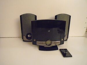 GPX CD HOME MUSIC SYSTEM