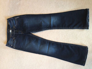 Silver Jeans- Sizes 27 & 28