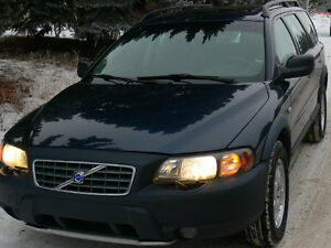 2004 Volvo XC70 Cross Country Wagon