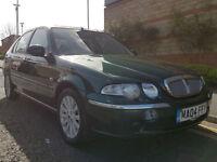 Rover 45 1.8 16v CVT iXL