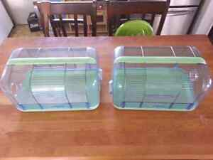 Hamster/Critter cages