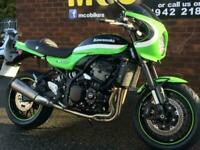 Kawasaki Z900RS Cafe Performance 2020 and 99 miles only