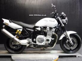 09/09 YAMAHA XJR 1300 RETRO MUSCLE REALLY REALLY CLEAN 14,000 MILES