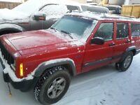 1998 Jeep Cherokee sport 4x4