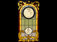 STAINED GLASS REPAIR & RESTORATION,  AND CUSTOM DESIGNS