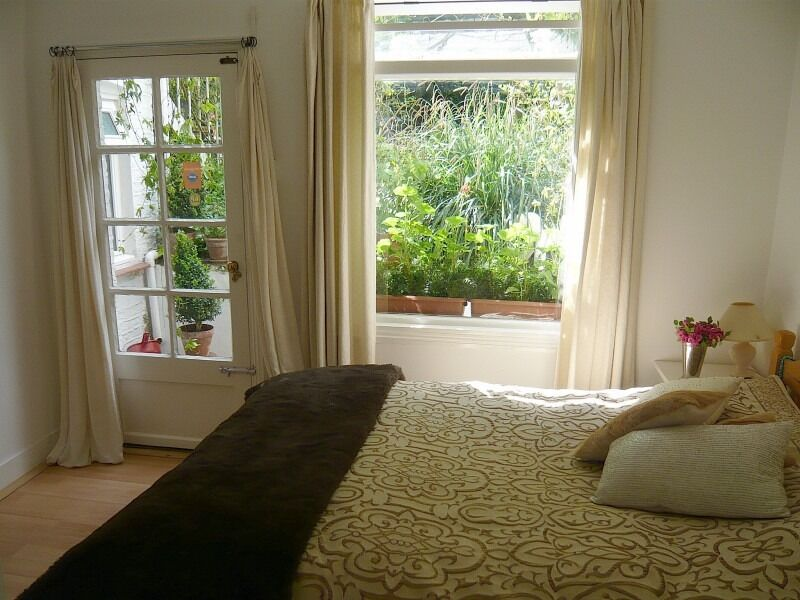 Lovely one bed flat in grand period house, Victoria Rise, SW4
