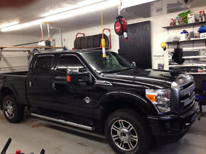 2015 Ford F-350 Platinum Edition,Low kms Sell or Trade