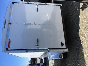 14 ft enclosed trailer