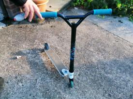 Rage Stunt scooter