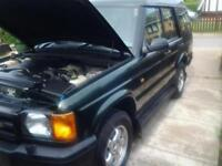 2001 Land Rover Discovery TD5 ES 7 Seater Manual 145k Mot December Drives perfec