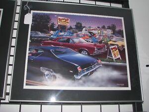 Bruce Kaiser Framed Print