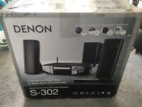 Denon S 302. DVD home cinema HD