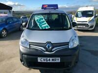 2014 Renault Kangoo ML19dCi 75 eco2 Van CAR DERIVED VAN Diesel Manual