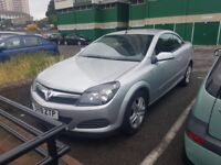 2009 VAUXHALL ASTRA 1.6 CONVERTIBLE SMOOTH DRIVE MOT QUICK SALE