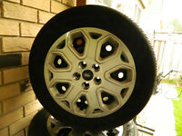 Ford Rims with newer tires